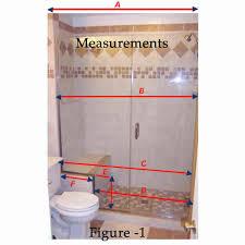 E Shower Door Frameless Shower Door With Notched Panel Theshowerdoorwarehouse