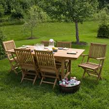Discount Teak Furniture Outdoor Teak Table Signature Hardware