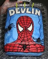 yvonne chan cakes spiderman superhero cakes cake