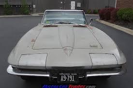 corvettes for sale on ebay barn find 1966 survivor corvette for sale on ebay corvette