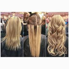 babe hair extensions babe tape in hair extensions before and after photos before and
