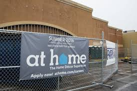 at home store opening in july in rapid city business