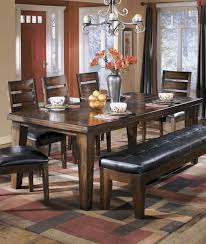 extendable dining room table larchmont dark brown rectangular dining room extendable dining table