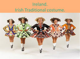 traditional costumes in the isles ppt