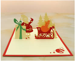 Christmas Invite Cards Compare Prices On Creative Party Invitation Online Shopping Buy