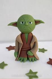 yoda cake topper the wars character yoda cake topper kasy cake toppers
