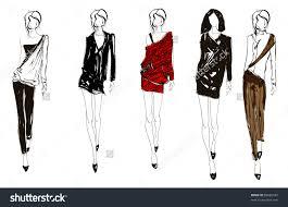 fashion design clipart