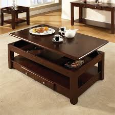 Cherry Coffee Table Steve Silver Nelson Lift Top Coffee Table In Cherry Nl300clc