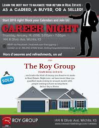 home design as a career career night 2016 the roy group team real estate blog search