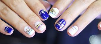 18 bracelet nails one of the cutest trends in nail art