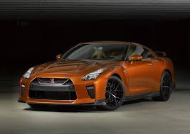 nissan gtr with your coin money 2017 nissan gt r brings new styling details and more power w video