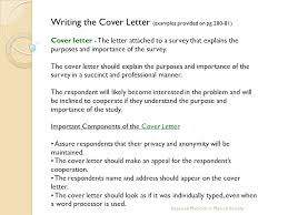 purpose of cover letter what is a cover letter purpose of a cover
