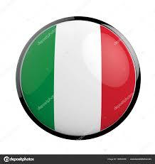 Flag Of Itali Round Icon Flag Of Italy U2014 Stock Photo Verlen4418 156604356