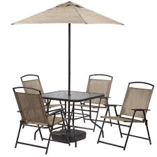 Hampton Bay Patio Dining Set - hampton bay 7 piece patio dining set fds50285 st 2 the home depot
