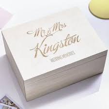 wedding gift keepsakes best 25 personalised keepsake box ideas on memory box