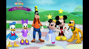 mickey mouse clubhouse minnie u0027s masquerade game