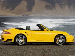 lexus yellow convertible 2008 yellow porsche 911 turbo cabriolet wallpapers