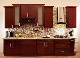 Cleaning Wood Kitchen Cabinets by Cherry Wood Kitchen Cabinets U2013 Fitbooster Me