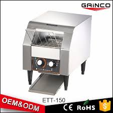 Toaster Machine Commercial Kitchen Equipment Electric Bread Toaster Machine With