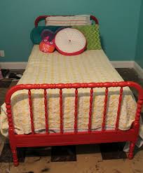 vanhook u0026 co painted jenny lind bed