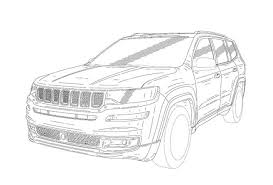 2019 jeep wagoneer patent images found revealing new 7 seater