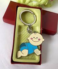 Baby Keychains Baby Shower Party Key Chains Rings Fillers Ebay
