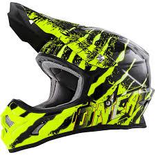 monster helmet motocross oneal 3 series mercury motocross helmet mx off road dirt quad bike