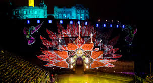 projection studio supplies royal edinburgh military tattoo