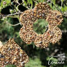 birdseed ornaments a and simple kid friendly and bird