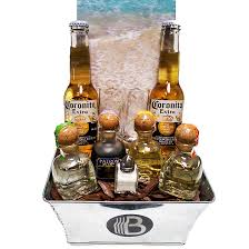 tequila gift basket brobasket viva tequila revuezzle