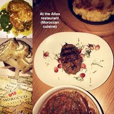 atlas cuisines moroccan cuisine review of atlas restaurant toronto ontario