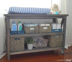 Changing Table Shelf Stock Your Changing Table Cart