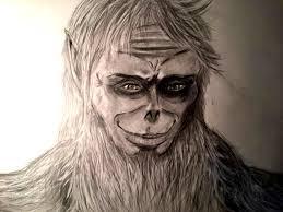 who is the beast titan ape titan attack on titan by pandartic on deviantart
