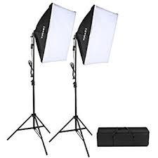 craphy 700w 5500k photography studio soft box lighting