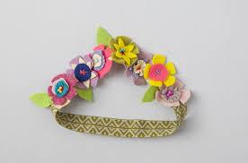 flower headbands diy diy festival fashion creativebug