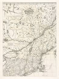 Big Map Of North America by Mitchell Map Of North America 1755 Large Wall Map Battlemaps Us
