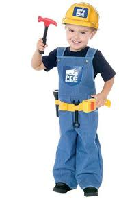 construction worker costume kids construction worker costume