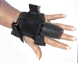 neoprene scuba dive light glove