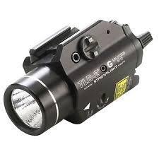 streamlight tlr 4 tac light with laser streamlight tlr 4 tactical light with laser lithium battery ebay