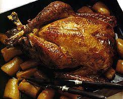cuisine chapon roti recette chapon roti à l américaine cahier de cuisine