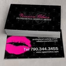 freelance makeup artist business card eye catching 3d black damask gold makeup artist business