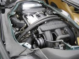 Porsche Boxster Oil Change - washing the engine of a boxster 986 series boxster boxster s