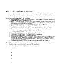 strategic plan strategic plan templates screenshot strategic