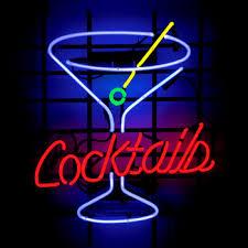 neon bar lights for sale cocktails cheap shop sign lighting neon bar sign for sale buy
