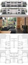 Duplex Home Plans 141 Best Townhouses U0026 Condos Images On Pinterest Architecture