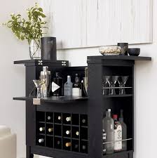Flip Top Bar Cabinet Mini Bar Furniture For Stylish Entertainment Areas