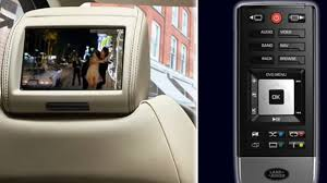 land rover back seat entertainment rse