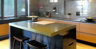 Kitchen Counter Design Good Concrete Countertop Design Cheng Concrete Exchange