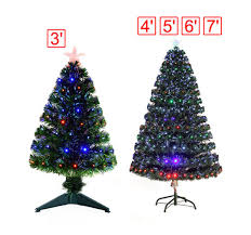 fibre optic christmas trees 6ft beautiful ft fiber optic tree