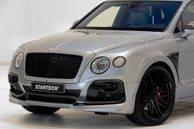 bentley front startech bentley bentayga sets new luxury suv standards gtc